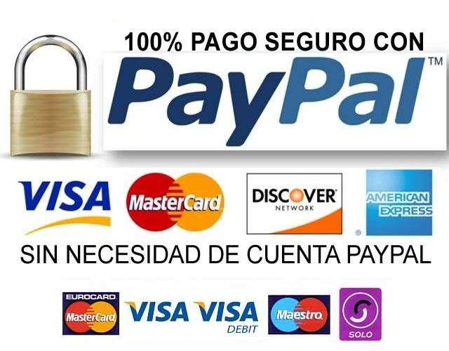 Paypal - Pago seguro