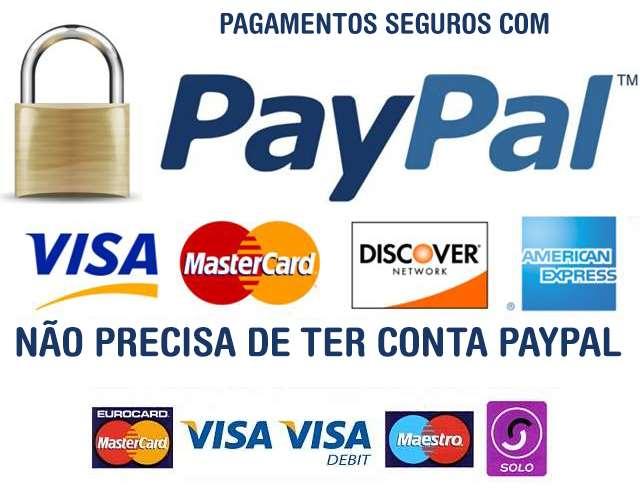 Paypal - Pagamento seguro